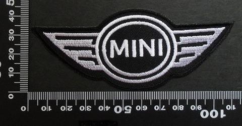ミニクーパー MINI Cooper  ワッペン パッチ 00585