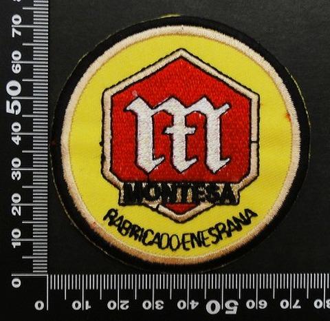 モンテッサ Montesa ワッペン パッチ   00622