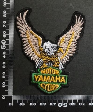 ヤマハ YAMAHA ワッペン パッチ  00508