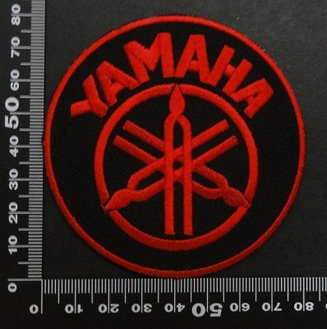 ヤマハ YAMAHA ワッペン パッチ 00457