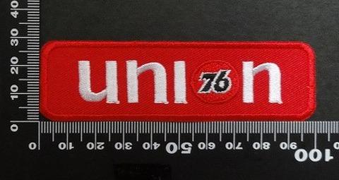 ユノカル 76 オイルLubricants ワッペン パッチ00627