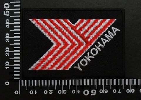 ヨコハマタイヤ yokohama  ワッペン パッチ 00465