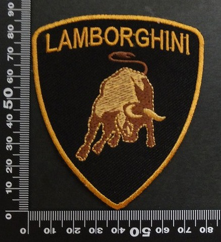 ランボルギーニ lamborghini ワッペン パッチ  00422