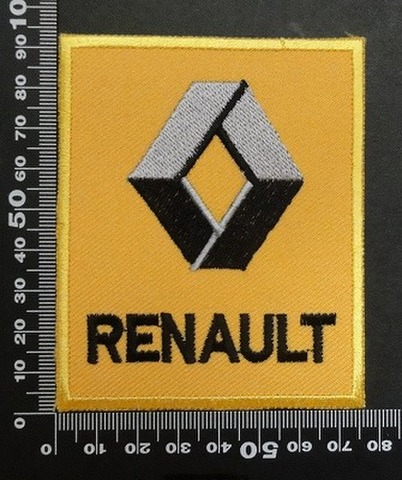 ルノー(RENAULT) ワッペン パッチ 00532