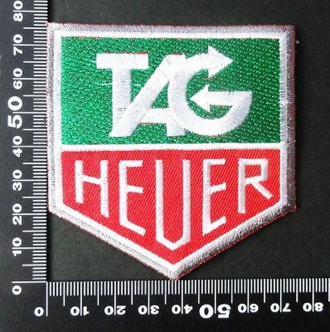 タグ・ホイヤー(TAG Heuer)ワッペン パッチ   00763