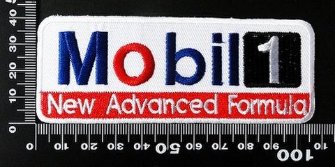モービル MOBIL ワッペン パッチ  00762