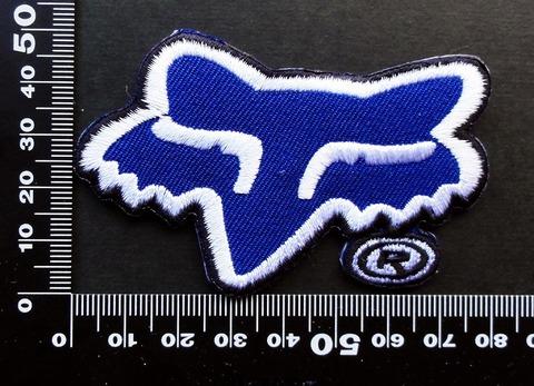 オフロード モトクロス MX フォックス FOX ワッペン パッチ 09647