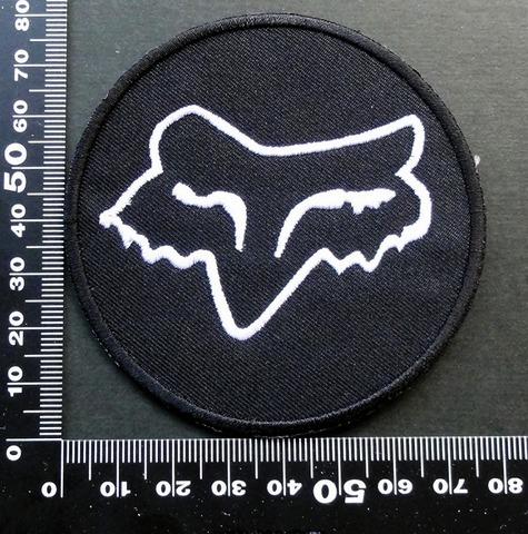 オフロード モトクロス MX フォックス FOX ワッペン パッチ 09650