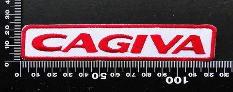 カジバ CAGIVA ワッペン パッチ 09615