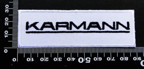 カルマンギア karmann ワッペン パッチ 09694