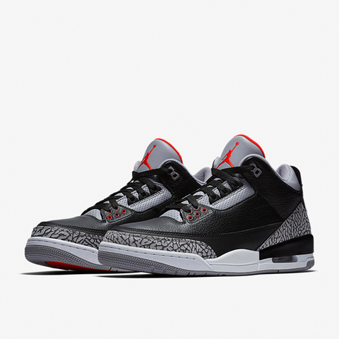 26センチ/NIKE AIR JORDAN 3 RETRO OG BLACK CEMENT