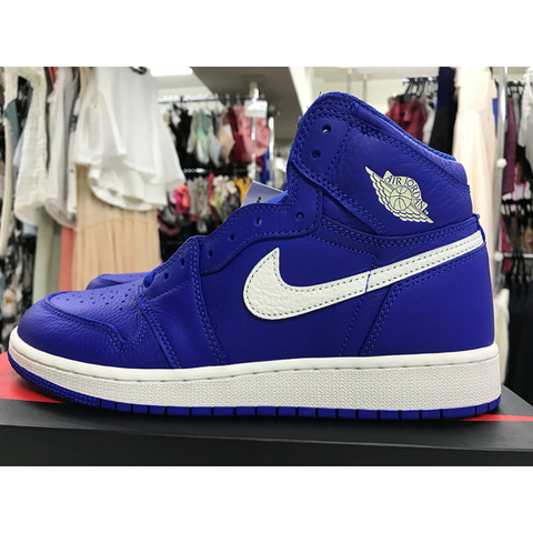 NIKE AIR JORDAN 1 RETRO HIGH OG BG HYPER ROYAL