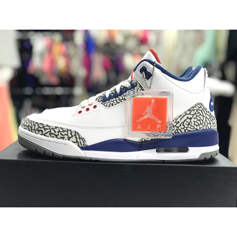 28センチ/NIKE AIR JORDAN 3 RETRO OG TRUE BLUE
