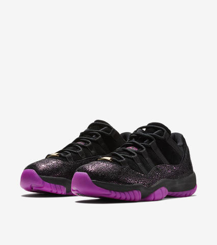 "NIKE WMNS AIR JORDAN 11 LOW ""ROOK TO QUEEN"""