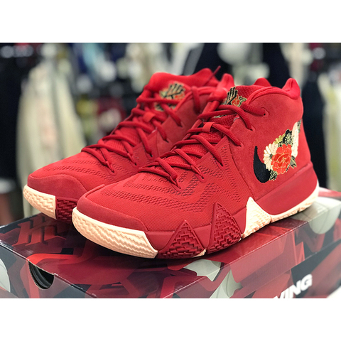 NIKE KYRIE 4 EP CNY RED カイリー アービング 4 チャイニーズ ニューイヤー