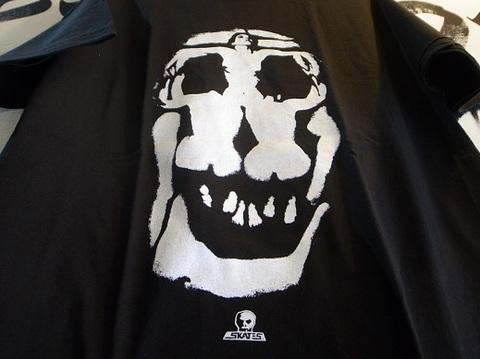 SKULLSKATES/スカルスケーツLADYSKULL/Tシャツ