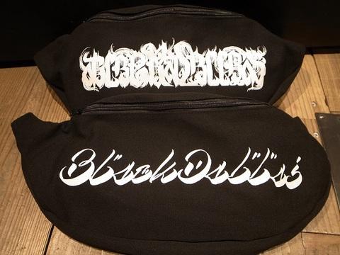 BLACKDALLAS/ブラックダラス KING SIZEウエストポーチ/USUGROW/DENSE