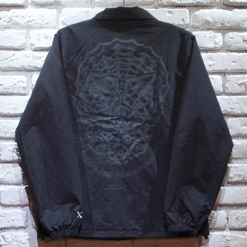 """BLUCO x BLACK DALLAS/ブラックダラス""""4L"""" BLUCO コーチジャケット Artwork by USUGROW(ウスグロ)"""