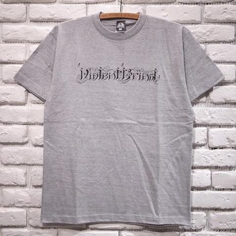 VIOLENT GRINDxToshikazu Nozaka 25th Tシャツ(グレー)バイオレントグラインド