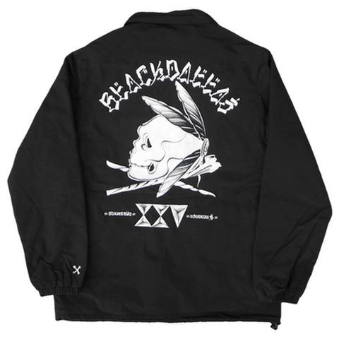 """BLUCO x BLACK DALLAS (ブラックダラス)""""BD25"""" BLUCO コーチジャケット Artwork by USUGROW(ウスグロ)"""
