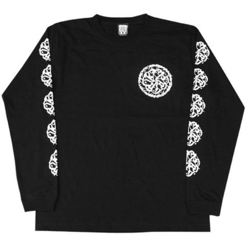 "ORGANIC CONTRAST(オーガニックコントラスト)""Circle Logo"" ロンT Artwork by USUGROW (ウスグロ)"