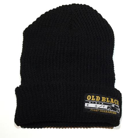 BLACK DALLAS(ブラックダラス)OLD BLACK WATCH CAPワッチキャップ