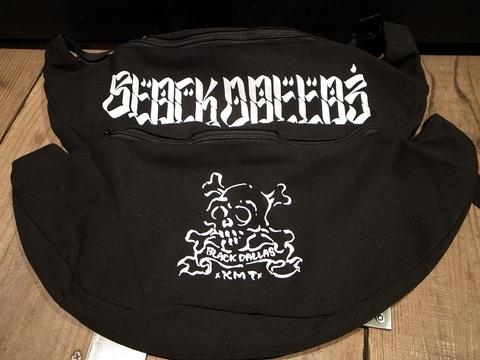 BLACKDALLAS/ブラックダラス KING SIZEウエストポーチ/USUGROW/ウスグロ