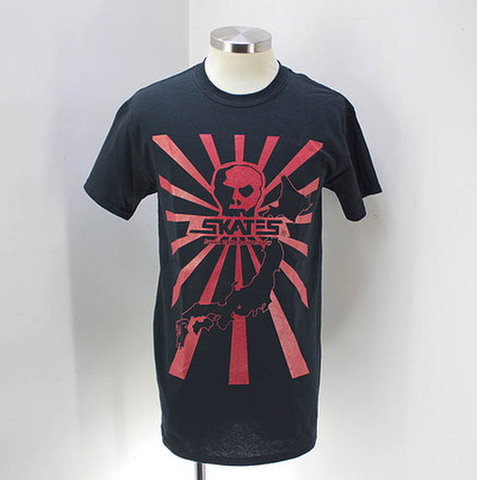 "SKULL SKATES JAPAN(スカルスケーツ)""20周年ライブツアー"" Tシャツ"