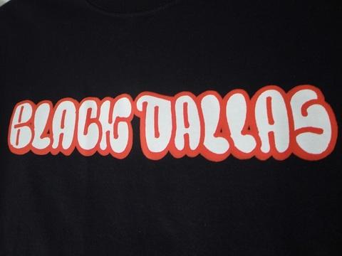 "BLACK DALLAS/ブラックダラス""HEKM LOGO""Tシャツ(BLACK)HEKM/ヘキム"