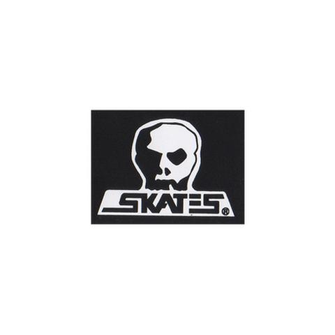 "SKULL SKATES(スカルスケーツ)""ロゴ"" ステッカー(Sサイズ)"