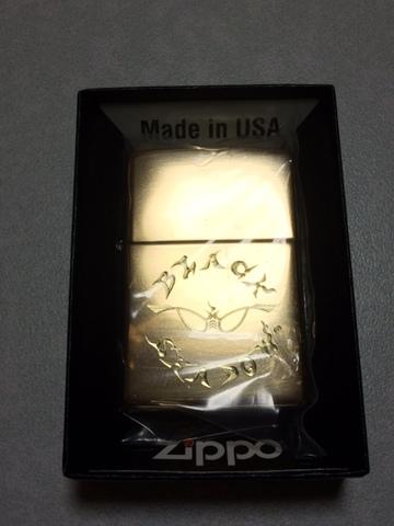 BLACK SHADOW ZIPPO