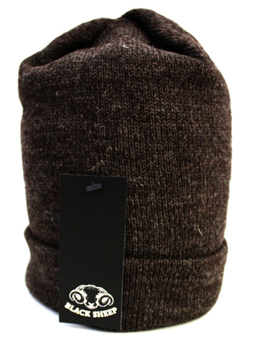 WT05-Knit Cap-Dark Grey