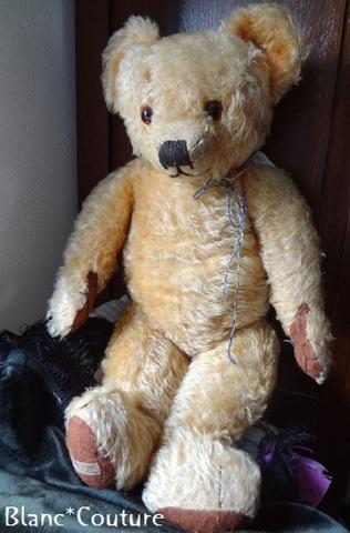 クマのヌイグルミ(メリーソート)