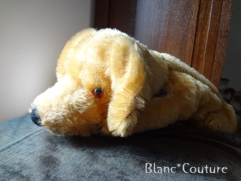 犬型のパジャマケース(メリーソート)