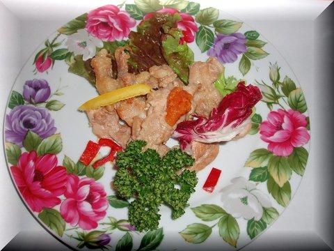 セセリの塩焼き・柚子胡椒風味