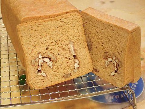 低糖質ふすまパン☆ナッツ