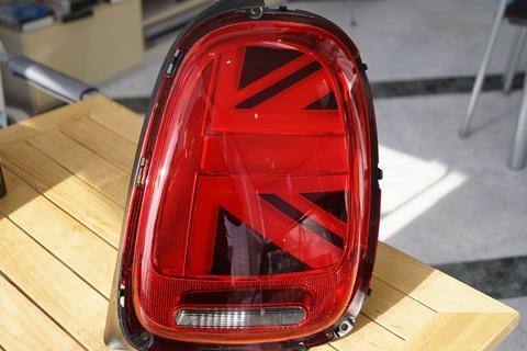 F型BMWミニ後期ユニオンジャックテールランプ