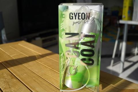 GYEON CANCOAT(ボディーガラスコーティング剤)