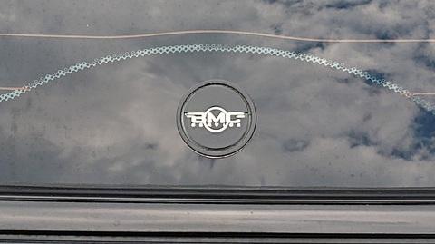 BMWミニリアワイパーホールLEDイルミネーションキャップ(オーダーデザイン)