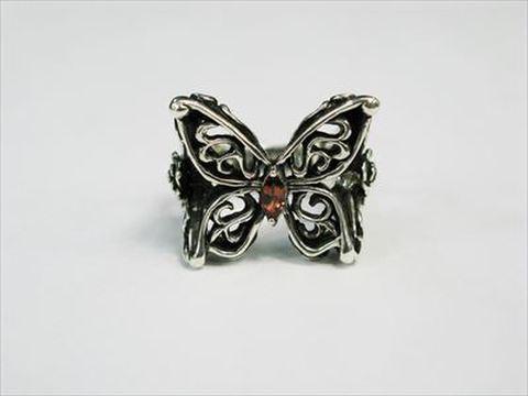 evr-45ga Alluring Butterfly Ring オルリングバタフライリング