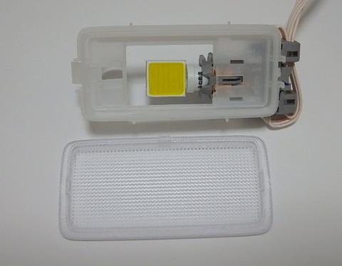 LEXUS RX450h / RX200t 専用 LED(COB) バニティランプ GYL2#/AGL2#