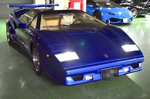 Lamborghini Countach 25th Anniversary/LED(SMD2835)ポジションランプ/ランボルギーニ カウンタック・25thアニバーサリー