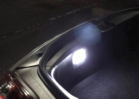 NISSAN FAIRLADY Z/LED(3030 monster SMD 340LM) ラゲージルームランプ/フェアレディZ(Z34・HZ34)