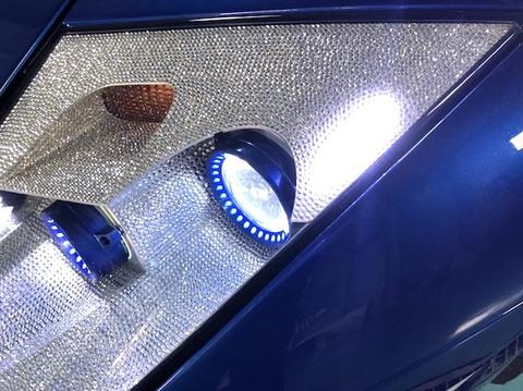 Lamborghini Murcielag/ポジションランプ/Epistar 3030 Power LED(9pcs) 400LM/ランボルギーニ ムルシエラゴ・ABA-BE537