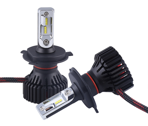 LEDヘッドライト H4(Hi/Lo)/PHILIPS(Lumileds)-ZES/8000lm(6500K)車検対応 [正規代理店経由]