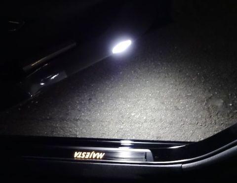 21系マジェスタ専用製作LED(SMD)ドアカーテシランプ!! GWS214(前期)