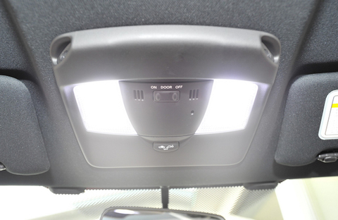 NISSAN GT-R/POWER COB LED ルームランプ/GTR R35(2014〜)