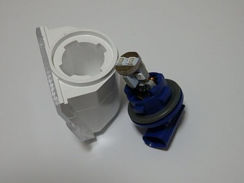 LEXUS LS460/LS600h/hL (前期/中期) Epistar 3030 Power LED(300LM) ドアミラーウエルカムランプ/USF/UVF4#