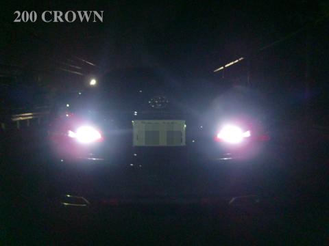 20クラウン/バックランプ専用/Epistar 3030 monster LED(9pcs) 800ルーメン/GRS20#・GWS204