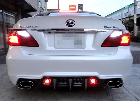 LEXUS LS460/LS600h/hL (前期/中期) バックランプ専用LED/SMD3020・900LM/凄い明るさ★Mシリーズ★900ルーメン/USF/UVF4#